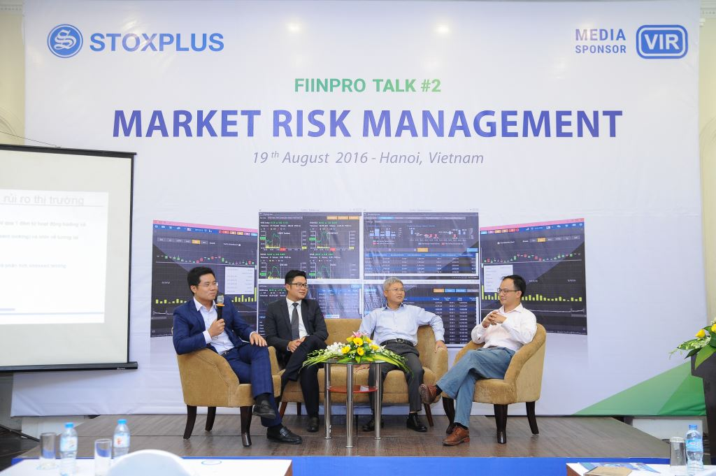 Market risk management essential for finance sector