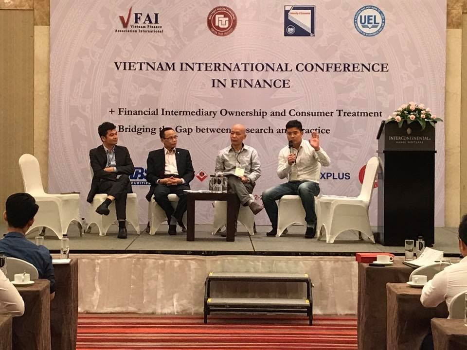 StoxPlus Continues to Support the 4th Vietnam International Conference in Finance (VICIF)