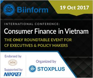 StoxPlus to organize an International Conference on Consumer Finance for Vietnam on 19 Oct 2017 in Hanoi
