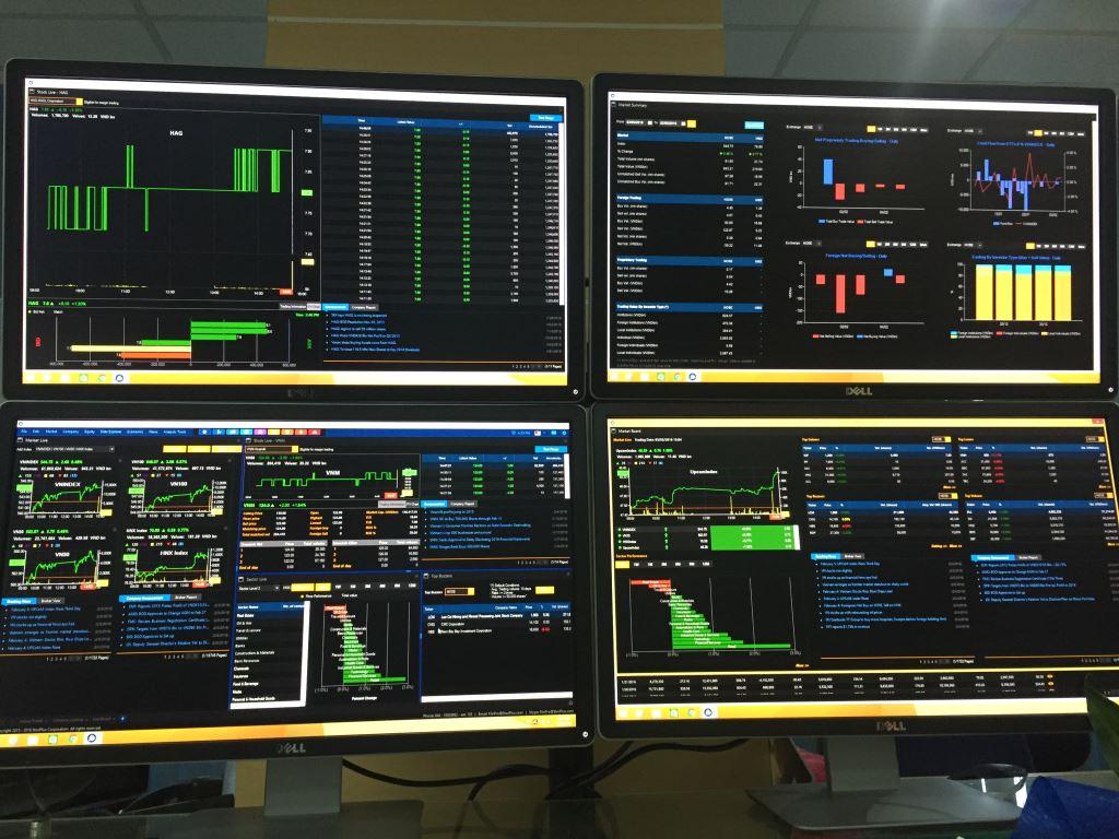 StoxPlus provides FiinPro® Platform for Saigon Securities Incorporation (SSI)