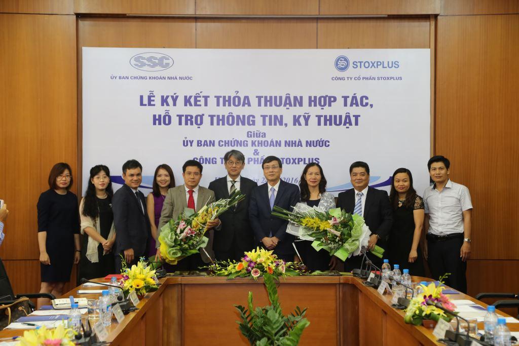 Memorandum of understanding signing ceremony between StoxPlus and State Securities Commission