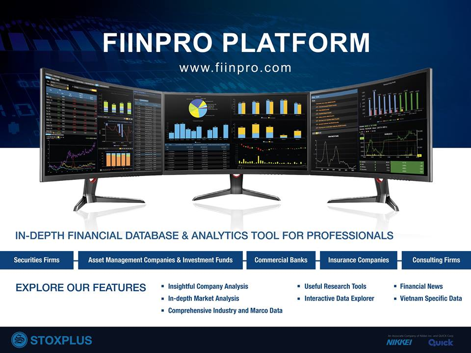 PYN Asia Research signed up FiinPro Platform