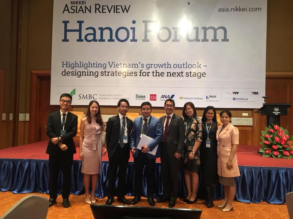 StoxPlus Proudly Supports Nikkei Asian Review Hanoi Forum