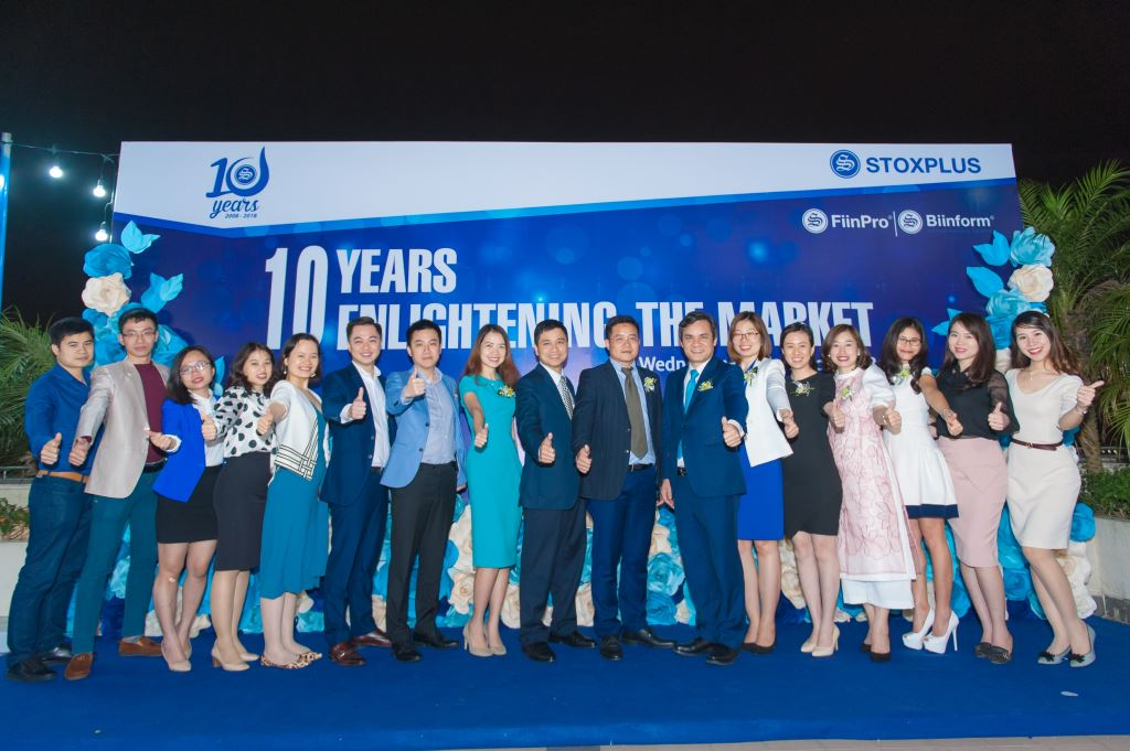 StoxPlus - 10 Year Journey of Enlightening the Market