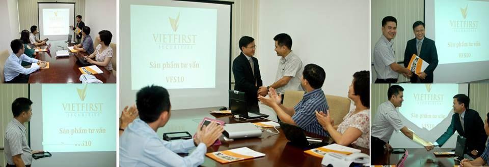 Viet First Securities renews contract for FiinPro® Platform after reconstructing