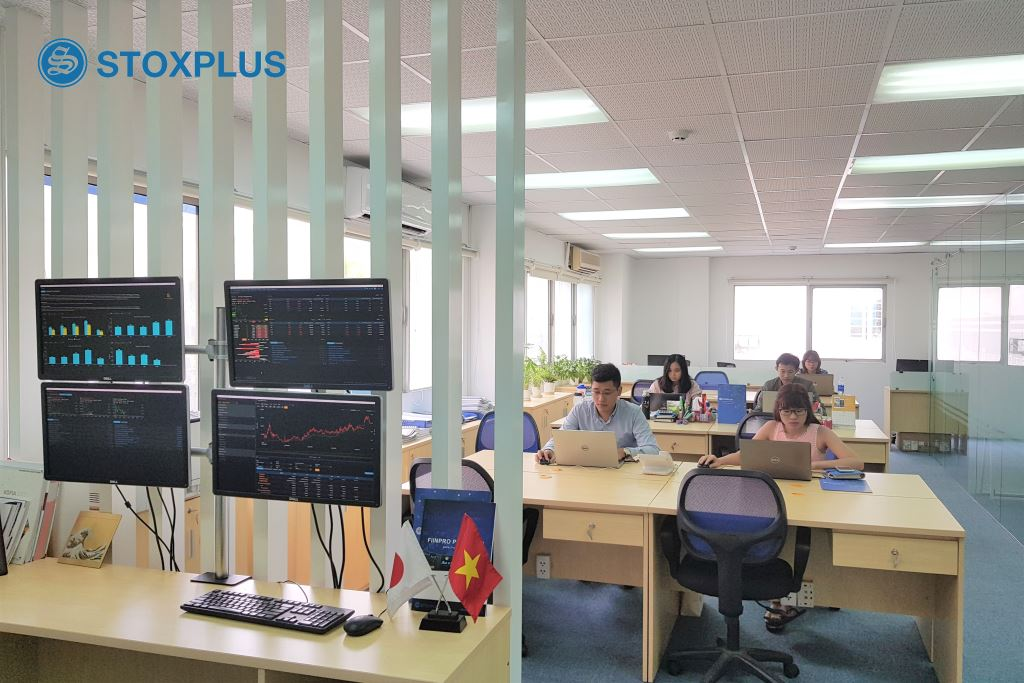 StoxPlus Ho Chi Minh City branch relocated