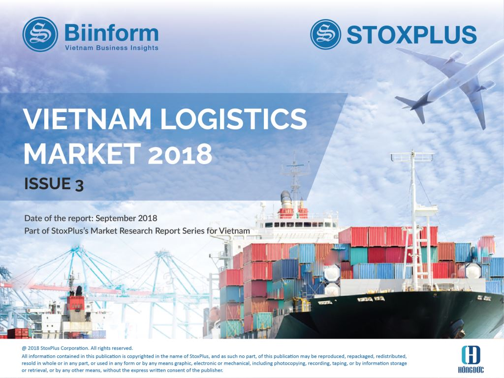 StoxPlus: Spotting for opportunities in Vietnam Logistics sector 2018