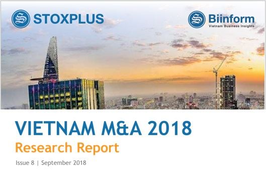Vietnam seeks to appeal more foreign investors in 2018 following record breaking M&A record 2017
