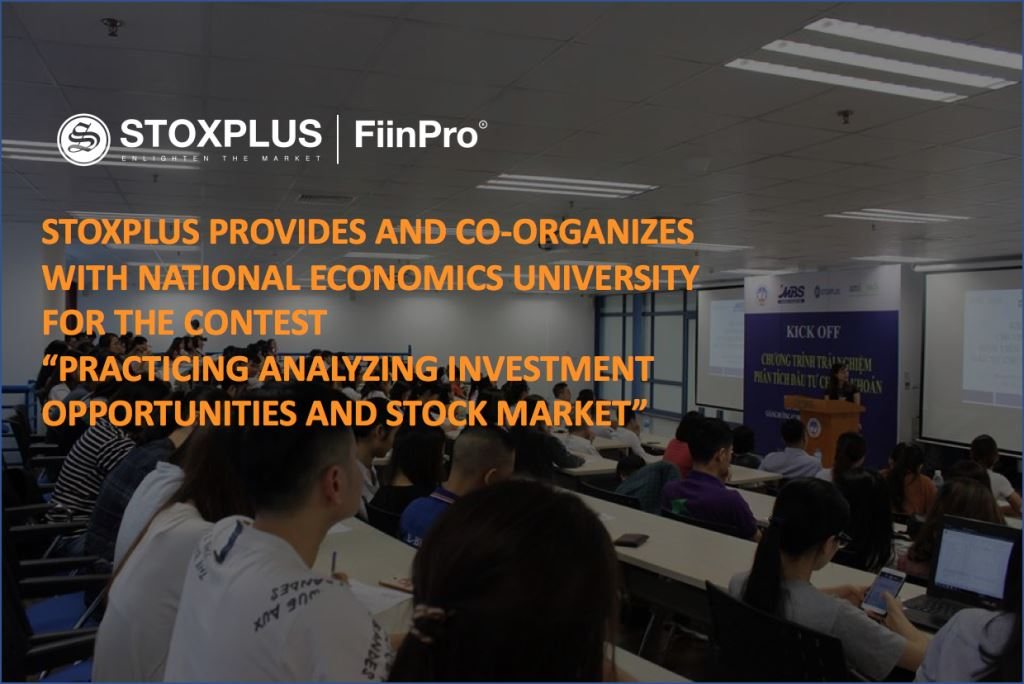 STOXPLUS provides data and co-organizes