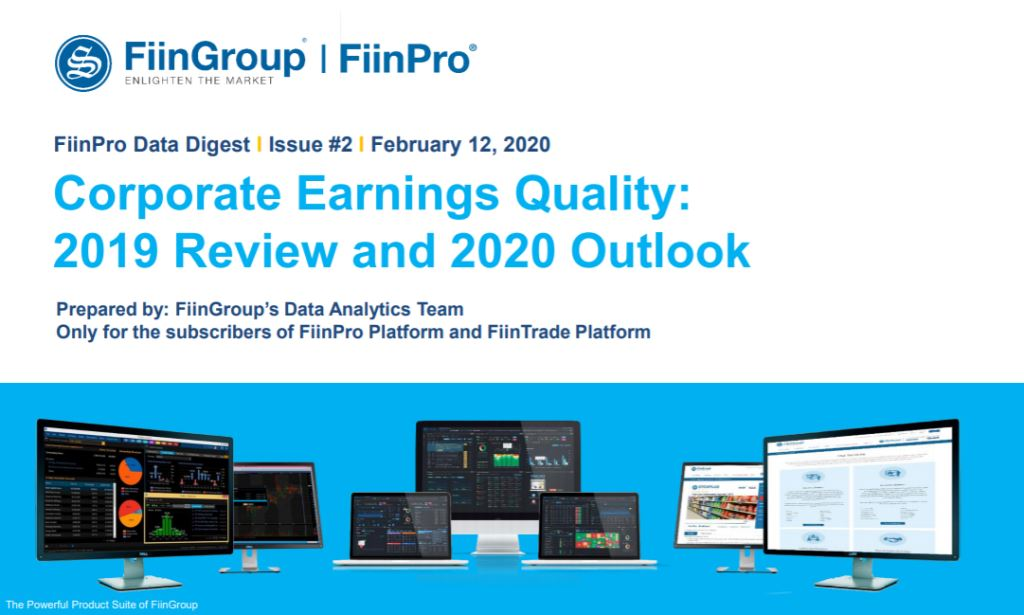 FiinPro Data #2: Corporate Earnings Growth is Slowing Down