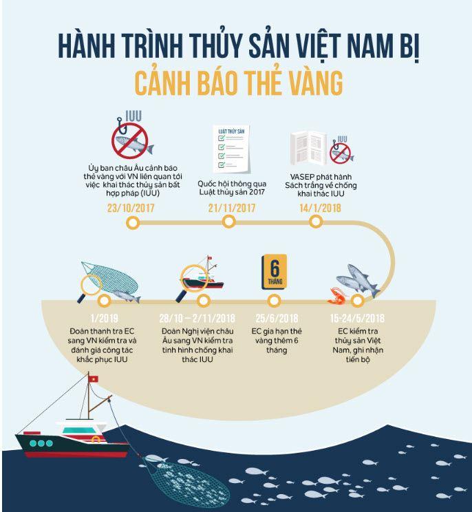 Image result for thẻ vàng thủy sản